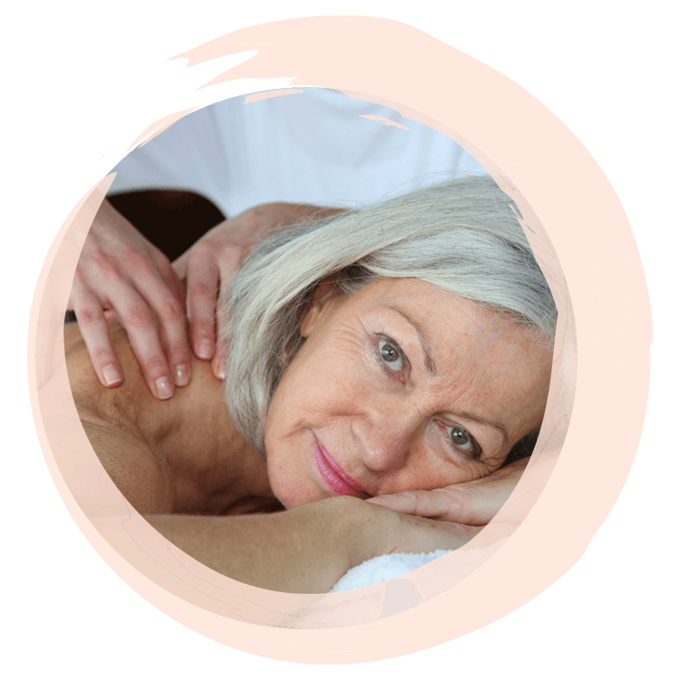 Chiropractic Middletown NY Massage Older Woman